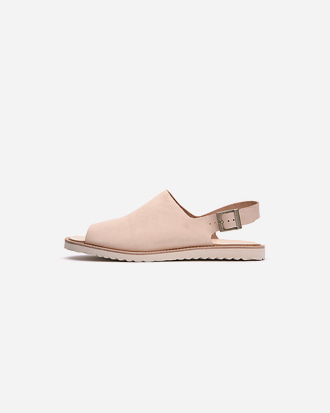 vegetable leather sandal